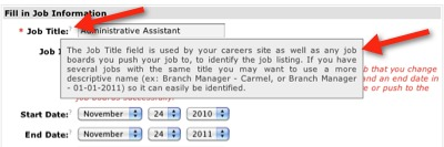 Our Applicant Tracking System has Helpful Hits & Tricks